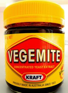 Bote de vegemite de Australia
