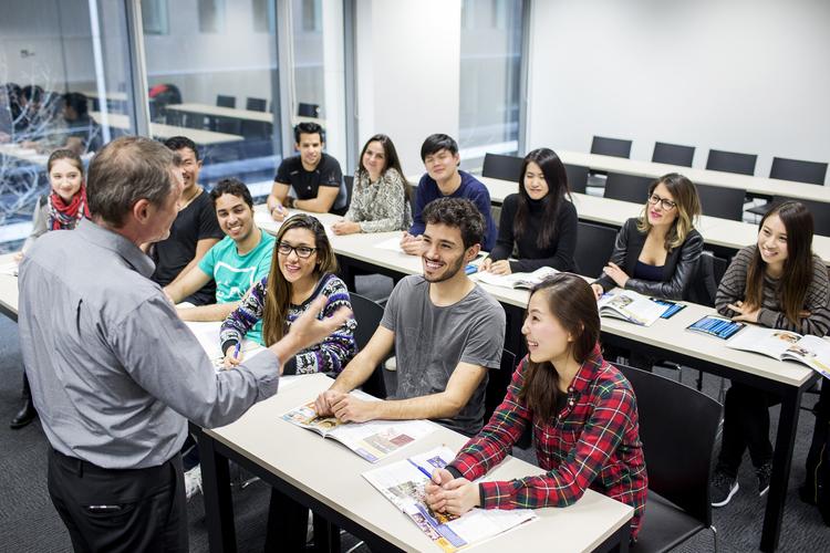 Visado de estudiante de Australia (foto de estudiantes en Melbourne)