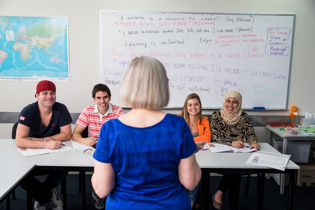Estudiar inglés en Australia (Embassy Gold Coast)