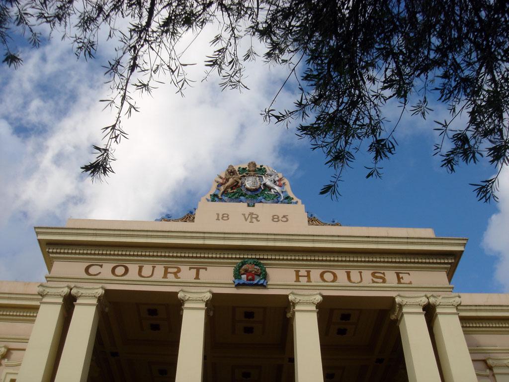 Inglés para abogados en Australia (Court House en Sidney)