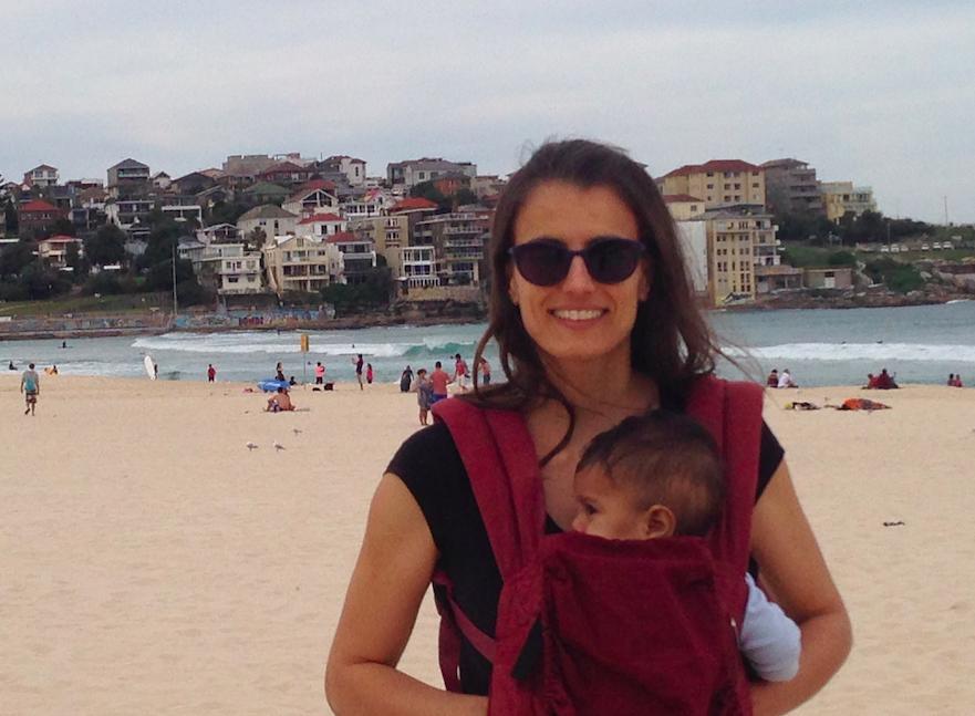 Trabajar en Australia como enfermera: Sandra García