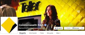 Españoles en Australia: Cristina, imagen de Commonwealth Bank