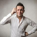 Joven dudoso sobre agencias de Australia
