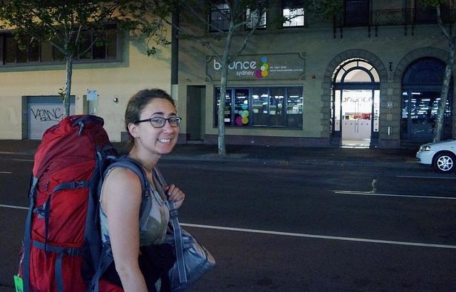 Visado Work and Holiday para españoles (joven alberguista en Sydney)