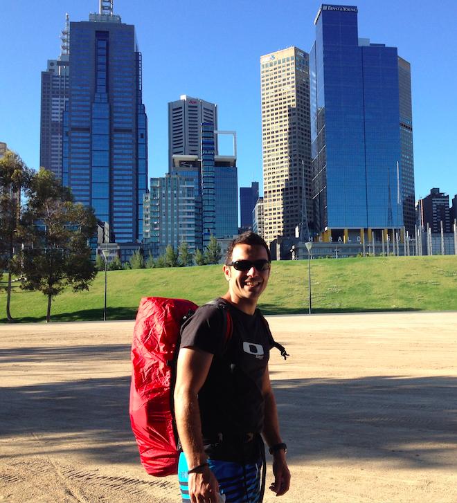 Ingenieros en Australia, el español Leandro Miguel