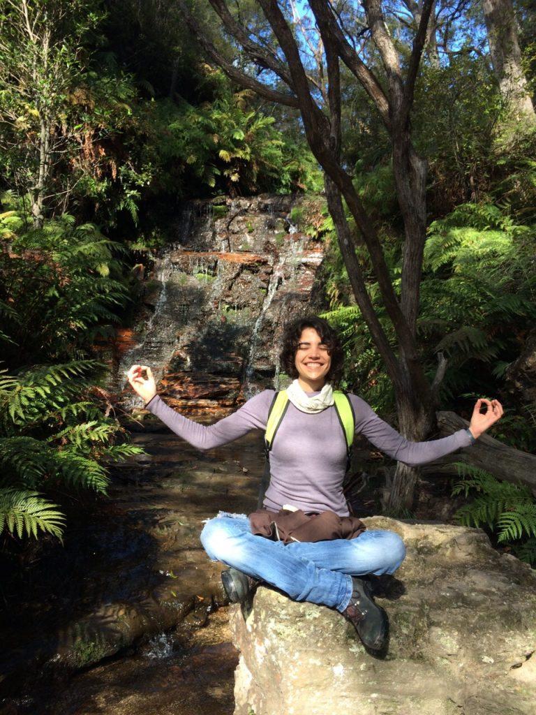 Vida sana en las Blue Mountains
